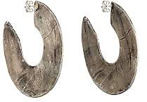Simon Miller x Rebecca Pinto Women's Stone Hoop Earrings