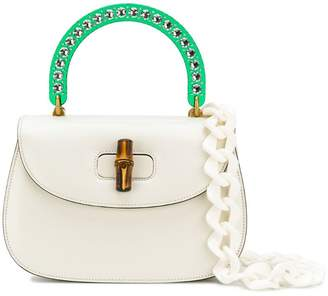 Gucci chain designed shoulder bag