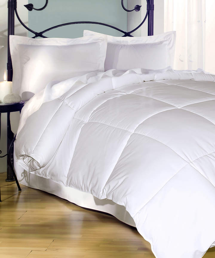 White Goose Down & Feather Comforter