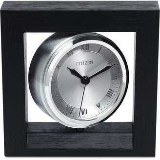 Citizen (シチズン) - Citizen Decorative Accent Silver-Tone Clock