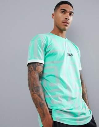 Puma Soccer Premium Casuals Graphic T-Shirt In Mint