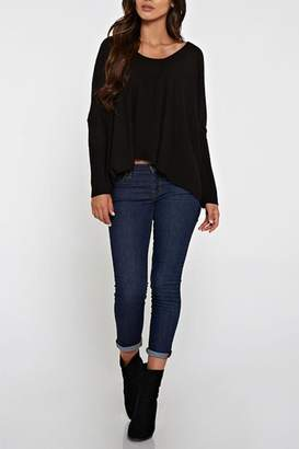 Love Stitch Lovestitch Dolman Sleeve Sweater