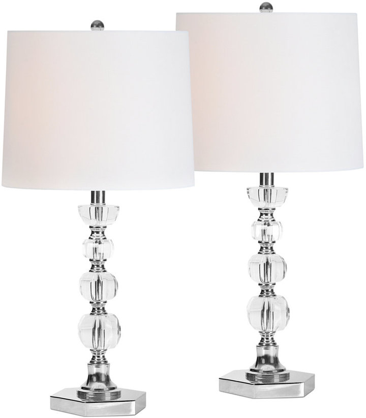 Ren-Wil Set of 2 Onega Table Lamps