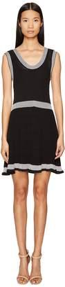 McQ Rib Stripe Dress Women's Dress