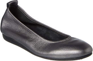 Arche Laius Leather Flat