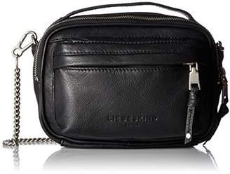 cf6a7ffd140e Liebeskind Berlin Black Soft Leather Shoulder Bags - ShopStyle