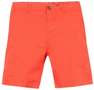 Paul Smith Red Bermuda Shorts