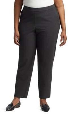Lafayette 148 New York Lafayette 148 New York, Plus Size Fulton Smooth Front Pants