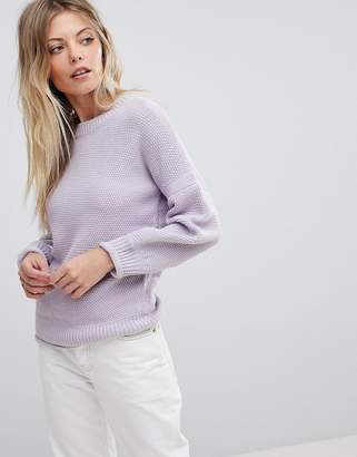 Oasis Oversized Balloon Sleeve Sweater