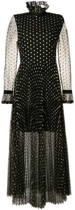 Philosophy di Lorenzo Serafini victorian maxi dress