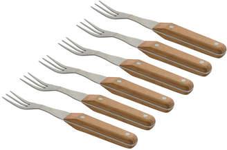 Berghoff Set Of 6 Collectncook Steak Forks