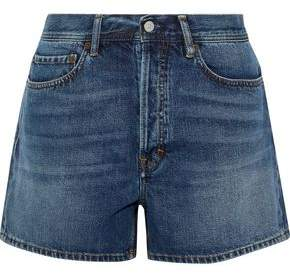 Acne Studios Faded Denim Shorts
