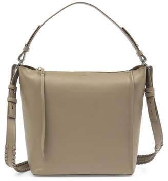 AllSaints Kita Leather Shoulder Bag