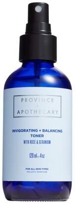 Province Apothecary Invigorating & Balancing Toner