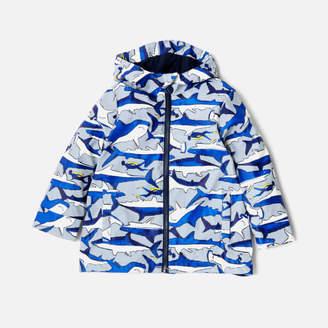 Joules Boys' Skipper Waterproof Coat