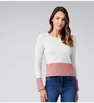 Ever New Elsie Colour Block Sweater