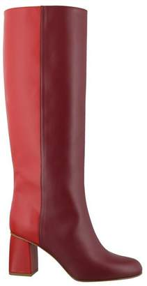 RED Valentino Two-Toned Boots