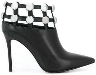 Alexander Wang studded ankle boots