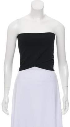 Calvin Klein Collection Knit Tube Top