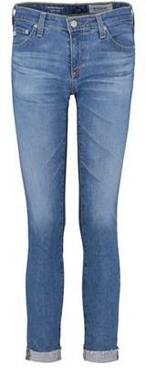 AG Jeans Stilt Roll Up Jean in 12 Years Canyon