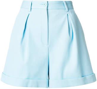 Moschino high-waisted shorts