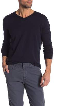Save Khaki V-Neck Pullover