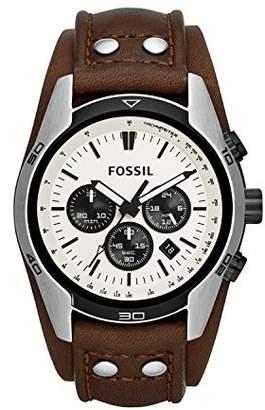 Fossil Men's CH2890 Coachman Analog Display Analog Quartz Watch
