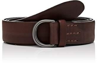 Felisi Men's D-Ring Leather Belt
