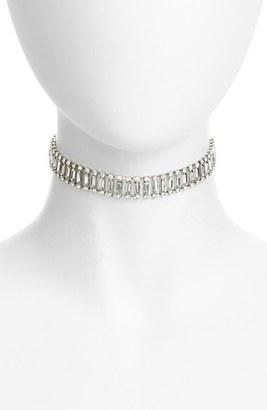Women's Baublebar Scarlette Wrap Crystal Choker $52 thestylecure.com