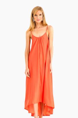 Pink Stitch Resort Maxi Dress