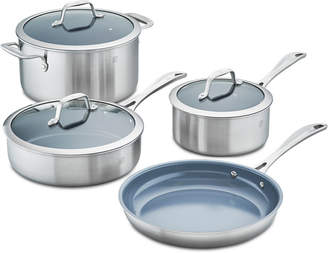 Zwilling J.A. Henckels Zwilling Spirit Ceramic Non-Stick Ceramic 7-Pc Cookware Set