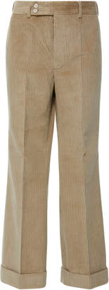 Maison Margiela Corduroy Straight-Leg Pants