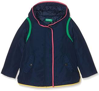 Benetton Girl's Jacket,(Manufacturer size: 8-9 years/L)