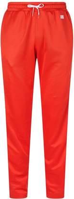 Ami Paris Striped Sweatpants
