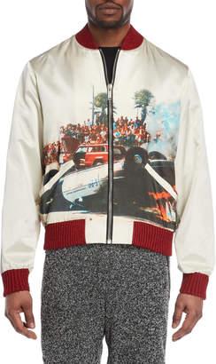 Palm Angels Riot Souvenir Jacket