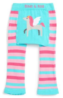 Blade & Rose Unicorn Stripe Leggings