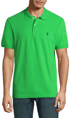 U.S. Polo Assn. USPA Short Sleeve Pique Polo