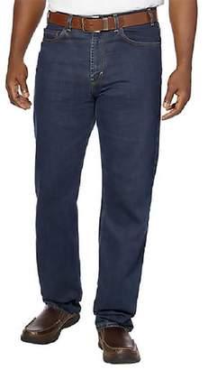 K&S K S Kirkland Signature Mens Size Relaxed Fit Denim Jeans