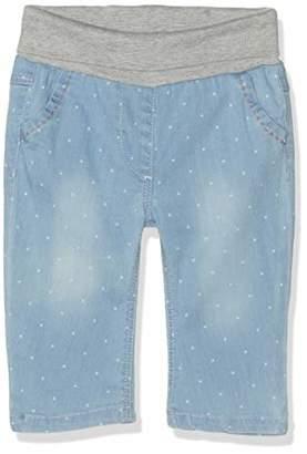 S'Oliver Baby Girls' 65.904.71.3401 Jeans, (Blue Denim Stretch 53z2)