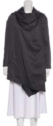 AllSaints Long Sleeve Casual Jacket