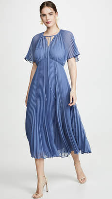 Jill Stuart Pleated Gown