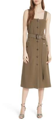 Veronica Beard Adora Belted Dress