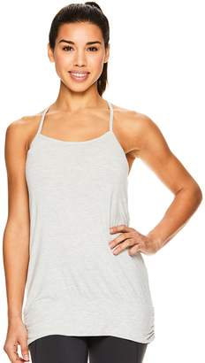 Gaiam Women's Balance Yoga Tunic Tank