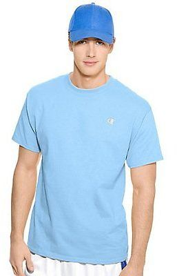 Champion Cotton Jersey Men's T Shirt Men's Shirts