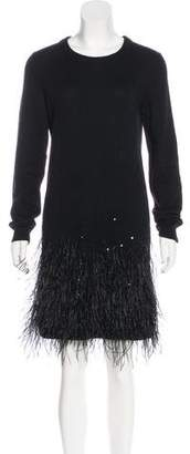 Michael Kors Cashmere Knee-Length Dress