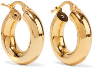 Sophie Buhai - Gold Vermeil Hoop Earrings