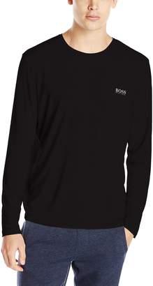 HUGO BOSS Men's Modal Long-Sleeve Lounge Top