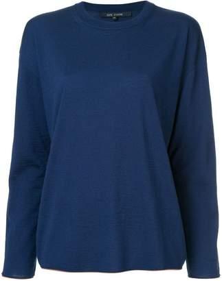 Sofie D'hoore contrat edged sweater