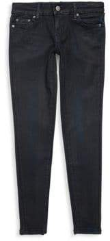 Tractr Girl's Pull-On Pants