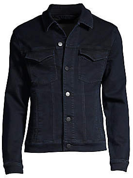 J Brand Men's Corporus Stretch Denim Jacket